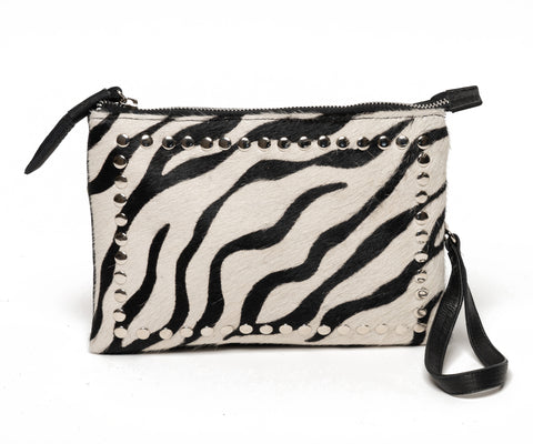 CITY BAG | Zebra print