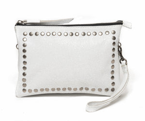 CITY BAG | White Crinkled