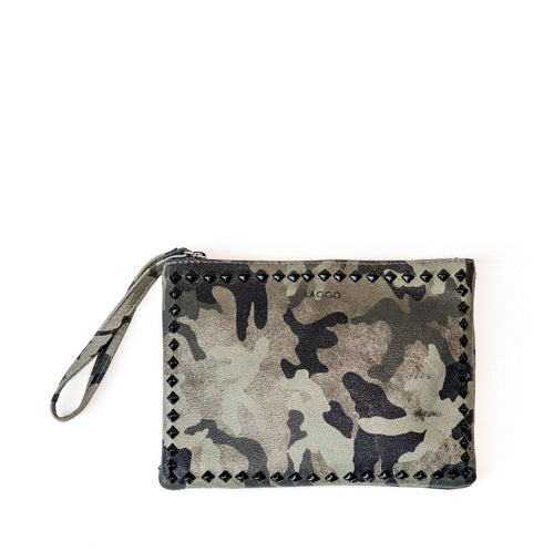 Pouch | Olive Camo