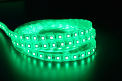 Green LightFlex (TM) LED Light Strips