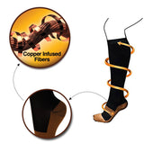 Copper Infused Energising Compression Socks
