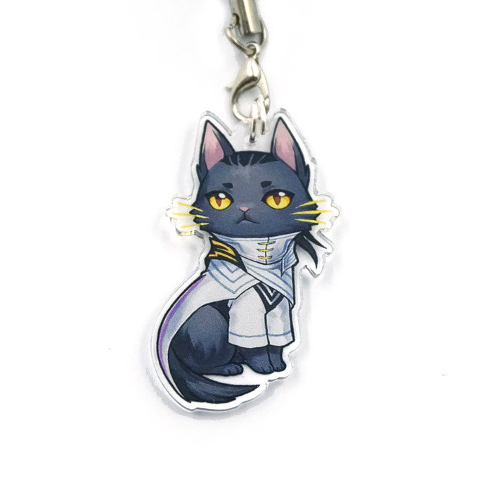 Lucian Cat Charm