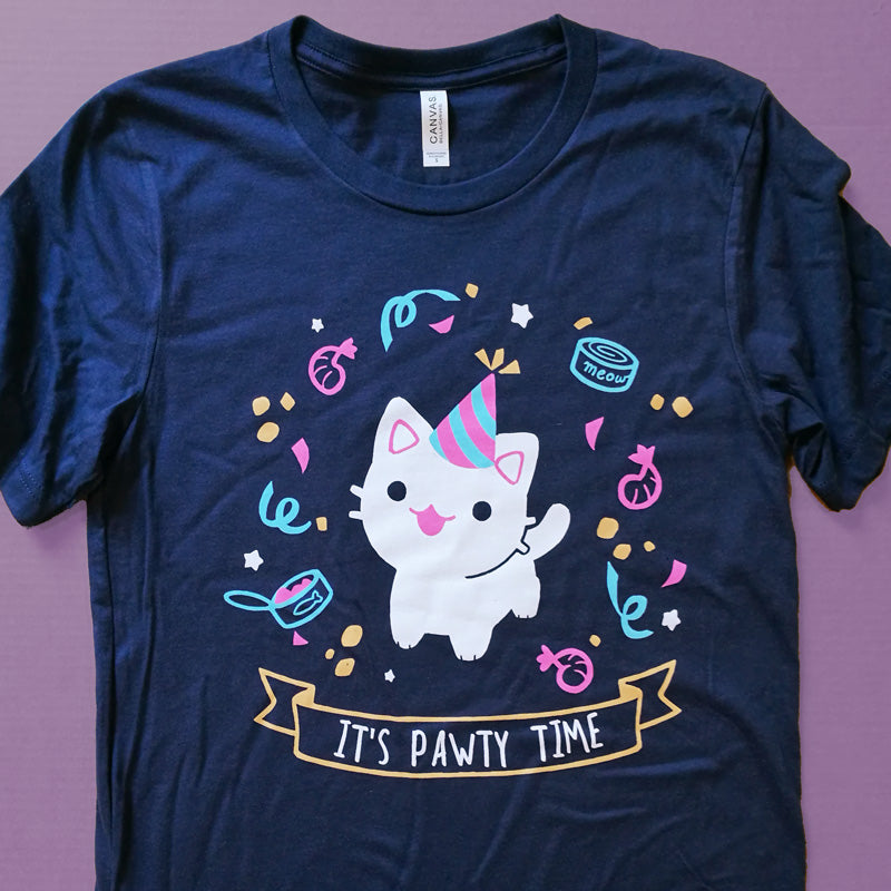 Pawty Time Shirt