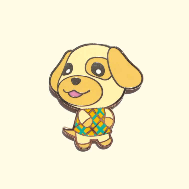 Goldie Pin
