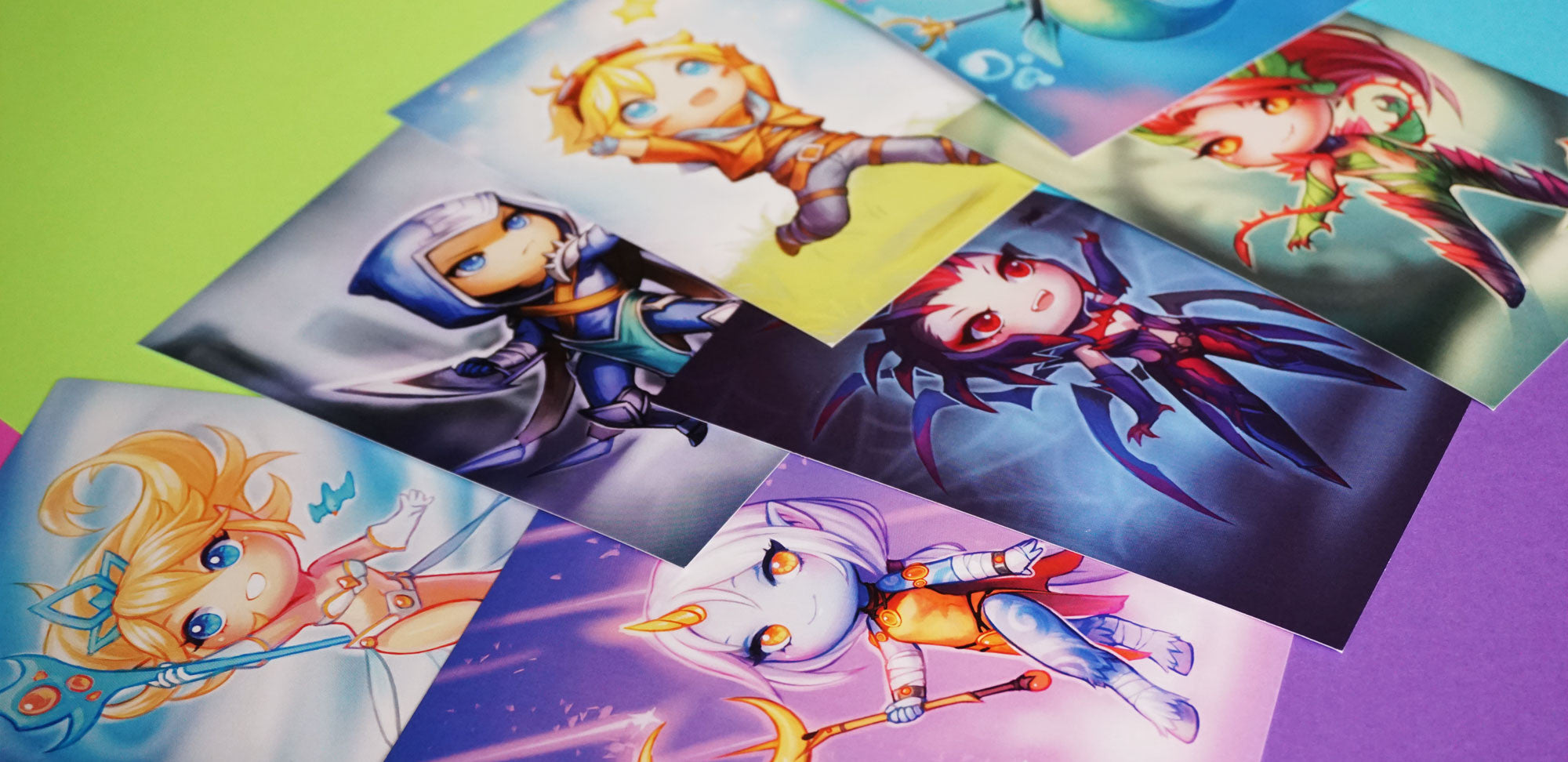 ARAM Postcard Pack