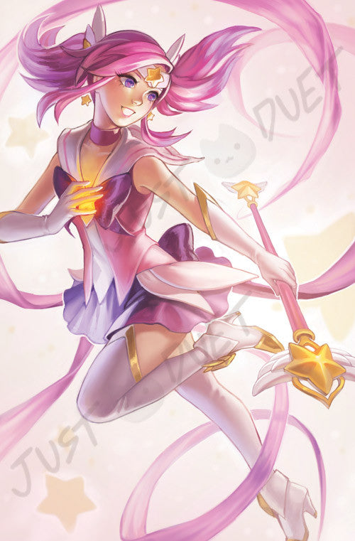 Star Guardian Lux Print