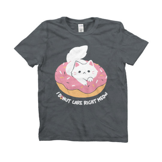 I Donut Care Shirt