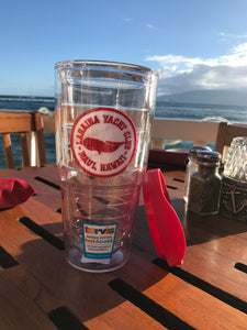 Lahaina Yacht Club 25 ounce TERVIS with lid !