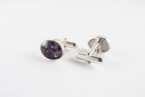 Memorial Oval Cuff Links
