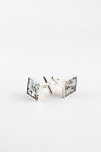 Memorial Square cuff links