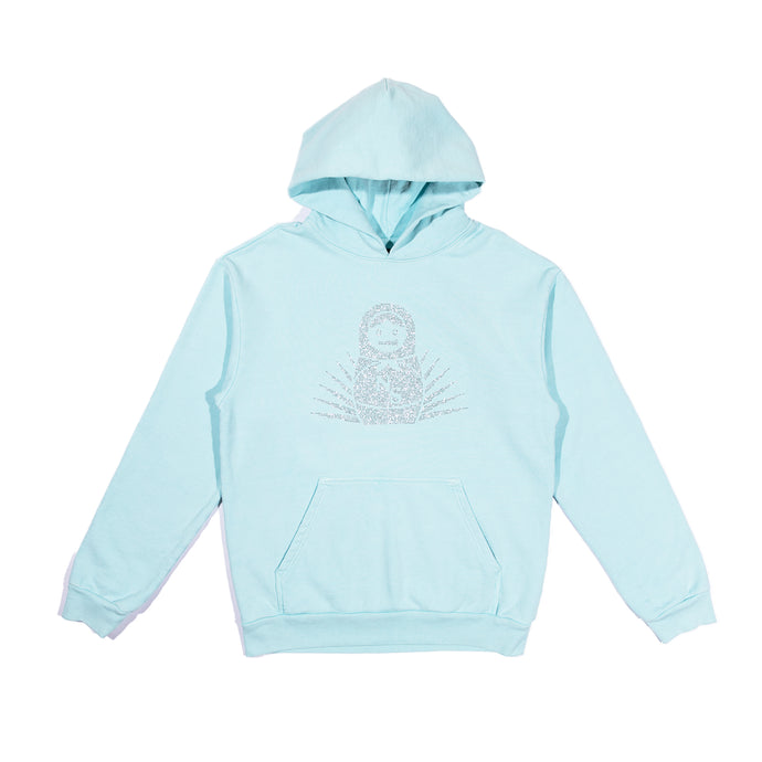 Stone Love Pull Over Hoody