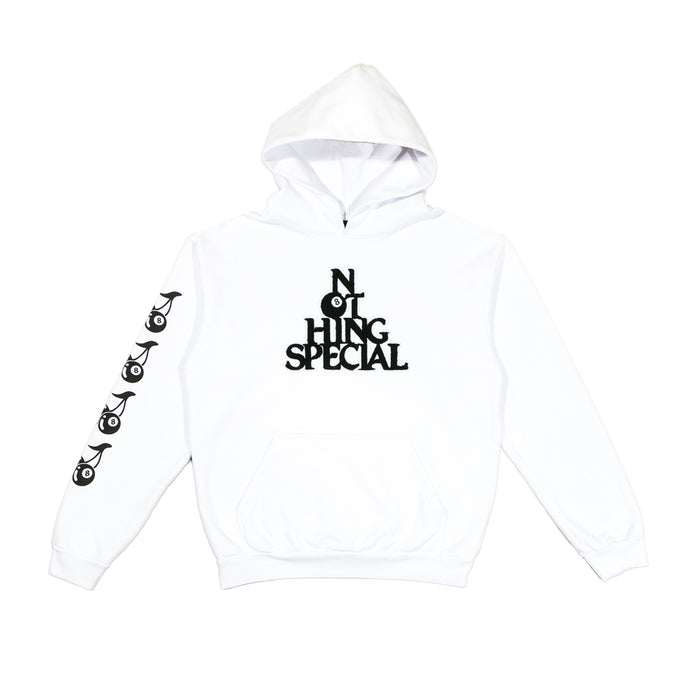 Pyramid Chenielle Pull Over Hoody