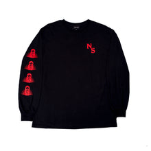 Familia LS T-Shirt - Black