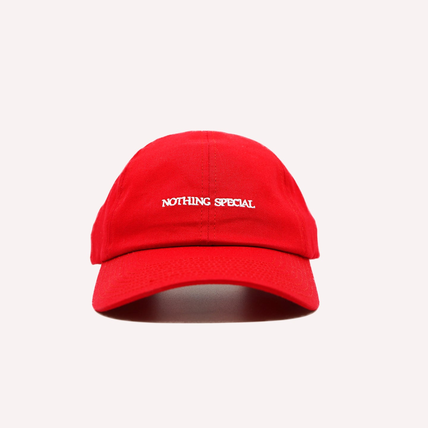Nothing Special Father Cap - Red