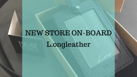 New Store On Board-L.ongleather
