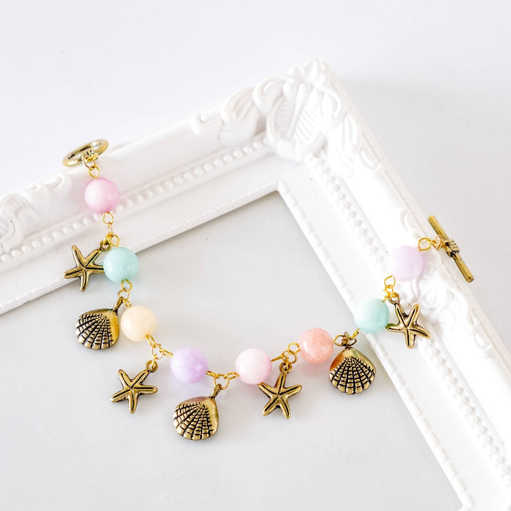 Pastel Sea Bracelet (4-10 working days)