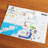 The Fickle Little Droplet, Kids Activity Box