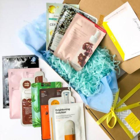 SWANKY for NORMAL SKIN | Pamper Gift Set