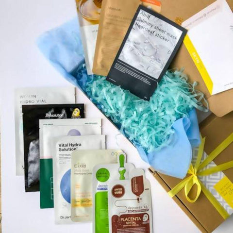 SWANKY for COMBINATION SKIN | Pamper Gift Set