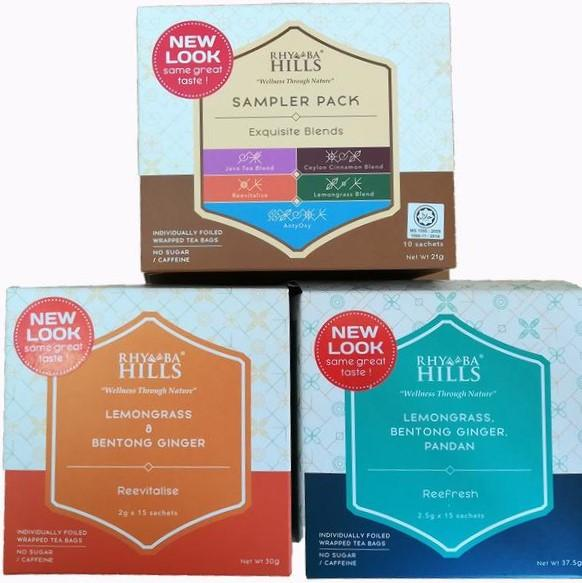 Rhymba Hills® Exquisite Blends Bundle 7
