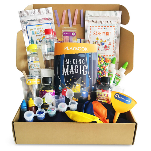 Mixing Magic, Kids STEM Activity Box