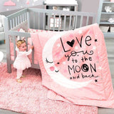 Bed Cover Set - Moon (Nationwide Delivery)