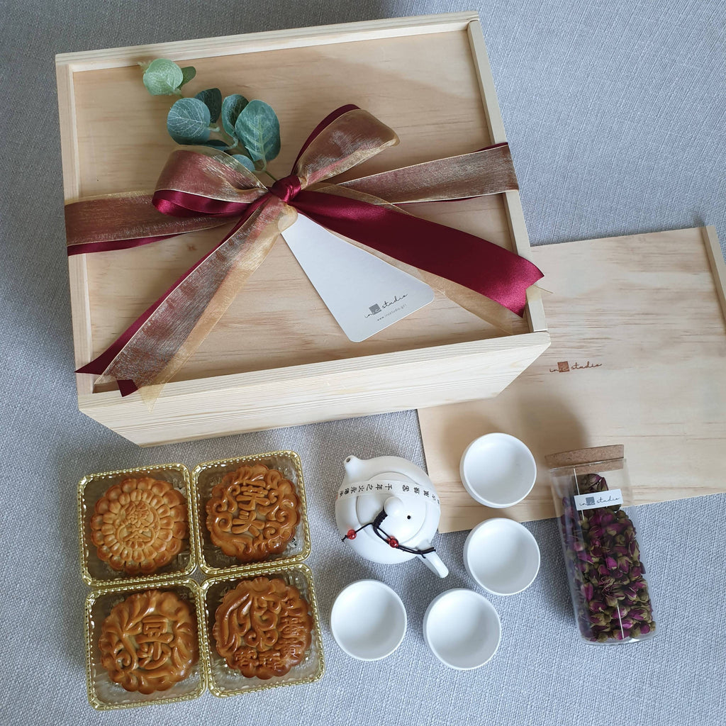 Mooncake Festival Gift Set 15 (Nationwide Delivery)