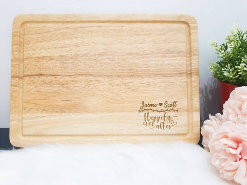 *Christmas 2020* Personalized Chopping Board