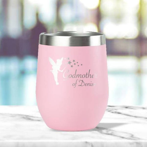 Fairy Godmother' Insulated Tumbler (12oz) - Mother's Day
