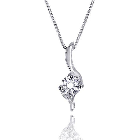 Kelvin Gems Premium Lightning Pendant Necklace