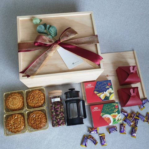 Mooncake Festival Gift Set 04 (Nationwide Delivery)