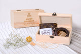Personalised Storage Box with Wordings & Image (4-6 working days)