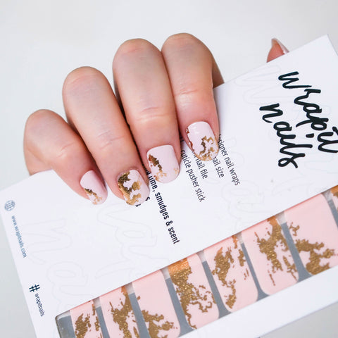 Glamour Bundle Nail Wrap