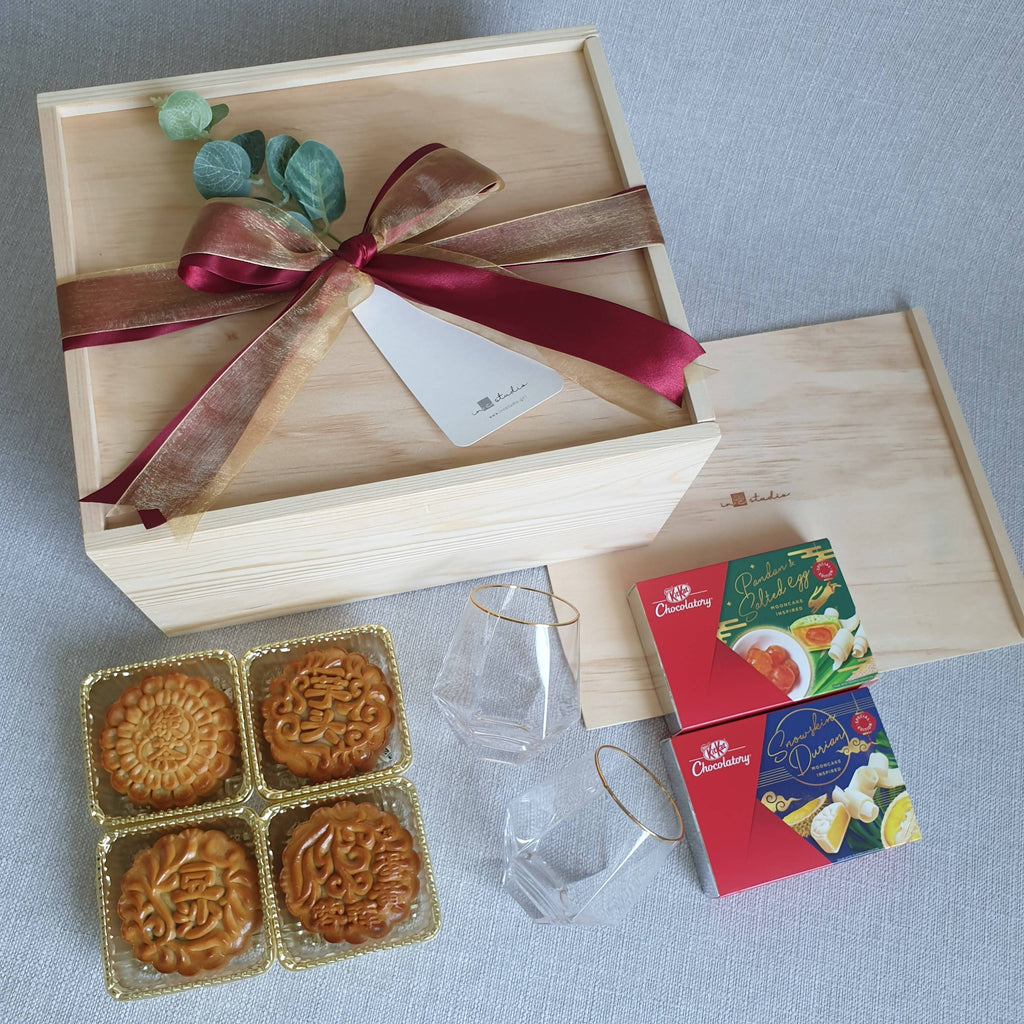 Mooncake Festival Gift Set 17 (Nationwide Delivery)