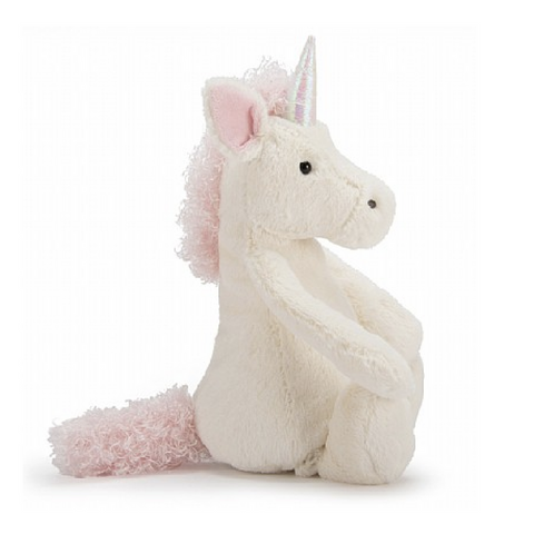 Jellycat Bashful Unicorn (Medium)