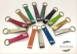 Personalised Luggage Tag & Keychain