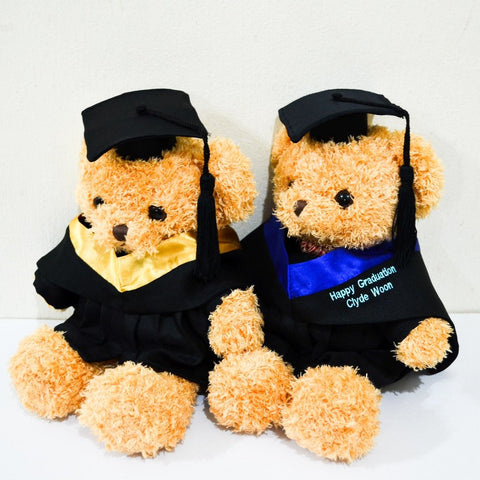 Personalised Graduation Bear (Est. 12-14 working days)