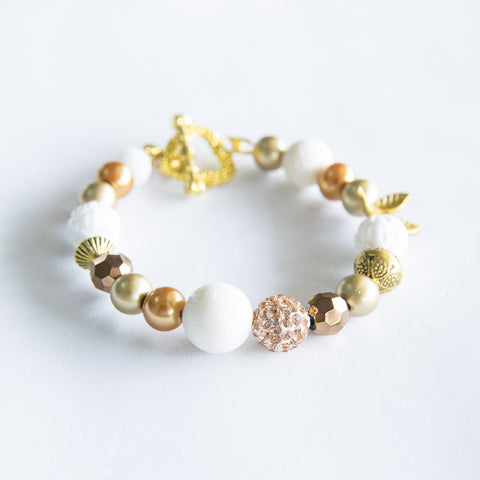 Sparkle like Champagne Bracelet (4-10 working days)