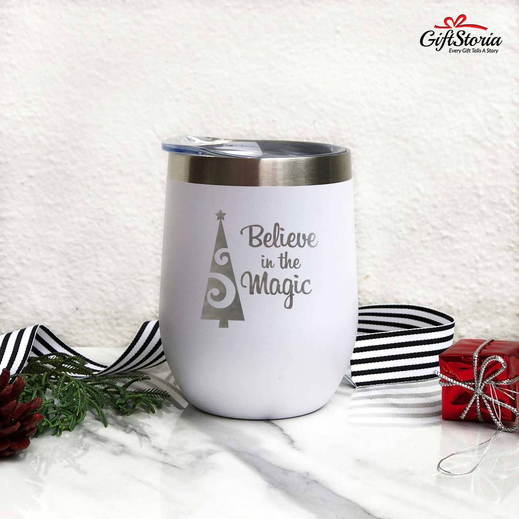 Christmas Gift - Insulated Tumbler (Magic of Christmas)