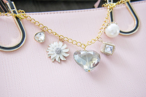 Sunny Heart Bag Chain  (4-10 working days)