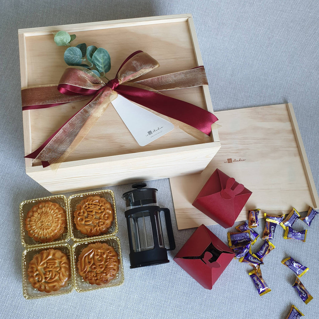 Mooncake Festival Gift Set 01 (Nationwide Delivery)