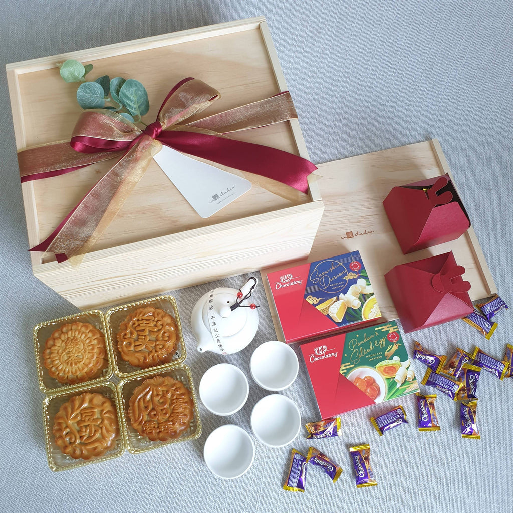 Mooncake Festival Gift Set 03 (Nationwide Delivery)