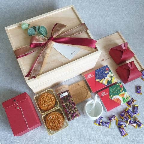 Mooncake Festival Gift Set 07 (Nationwide Delivery)