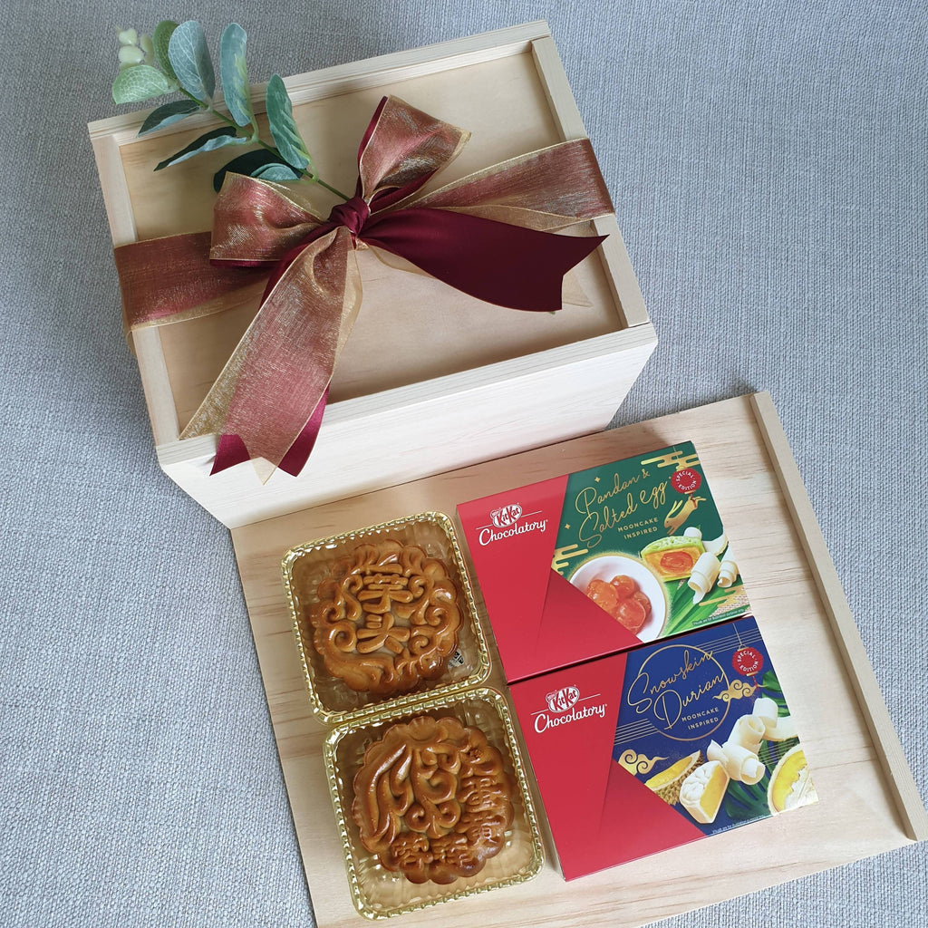 Mooncake Festival Gift Set 18 (Nationwide Delivery)