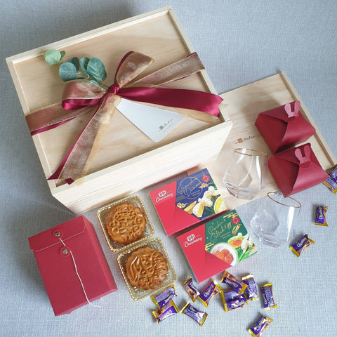 Mooncake Festival Gift Set 11 (Nationwide Delivery)