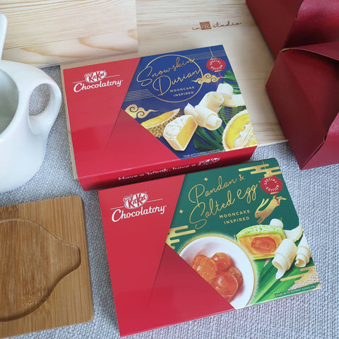 Mooncake Festival Gift Set 05 (Nationwide Delivery)