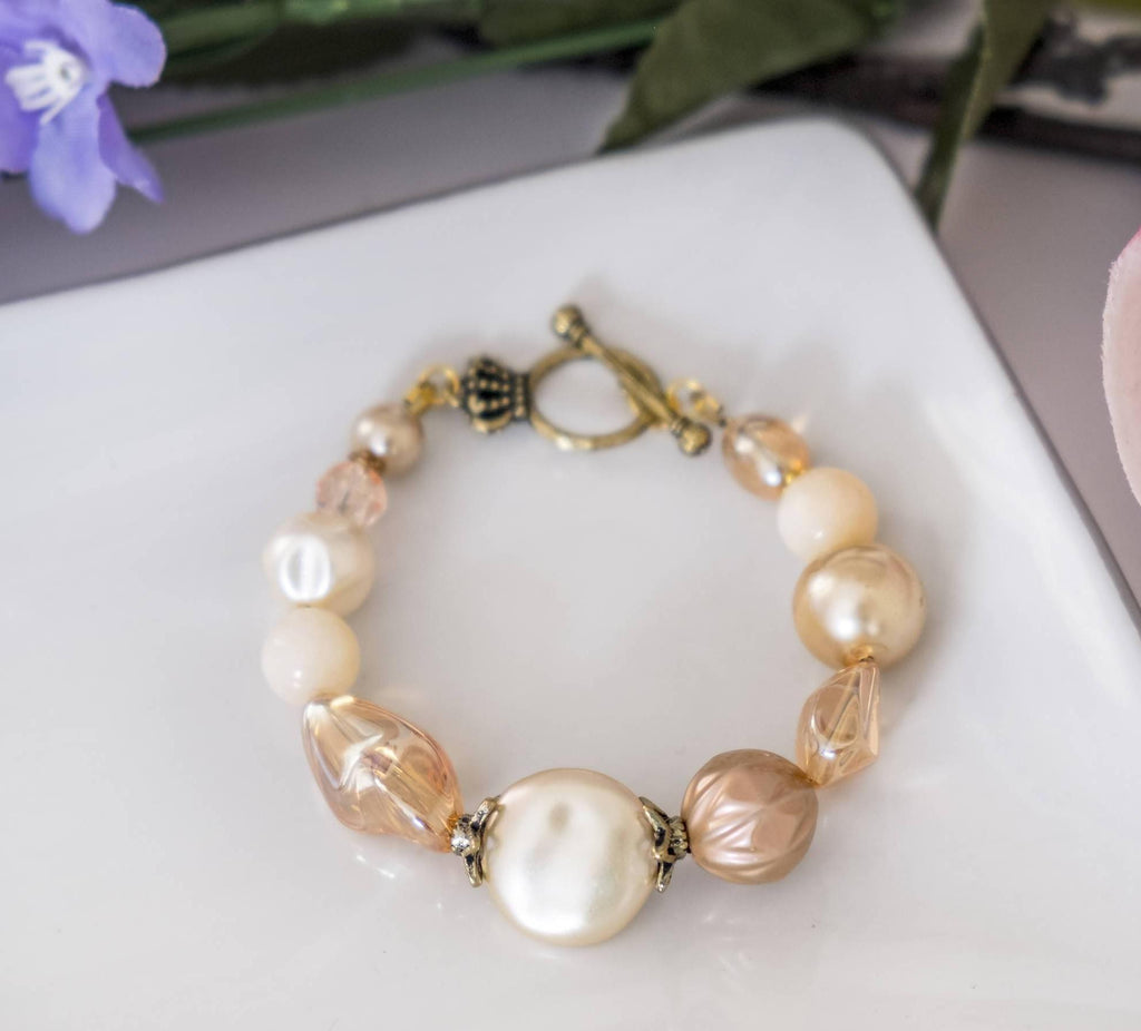 Luxe #3 Bracelet (Peach) (4-10 working days)