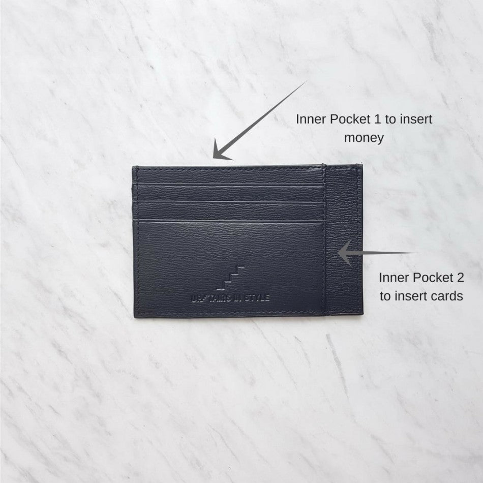 Tom - Card Holder (Black)