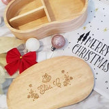 Personalized Wooden Lunch Box