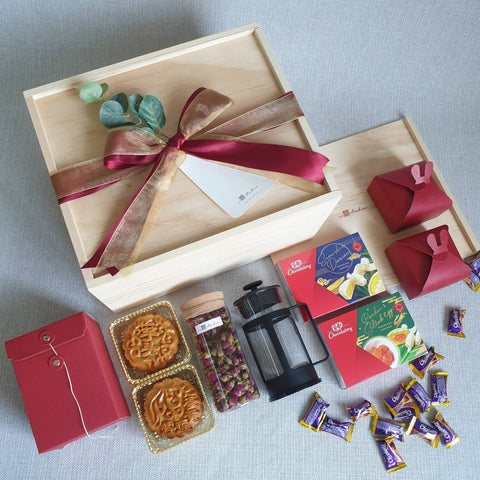 Mooncake Festival Gift Set 08 (Nationwide Delivery)